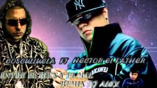 Cosculluela ft Hector el father entre el bien y el mal REMIX REGGAETON VEGA RECORDZ 2013 NUEVO