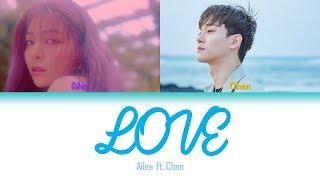 Download Lagu LOVE | Ailee (에일리) ft. Chen (of EXO) Lyrics [HAN+ROM+ENG] mp3