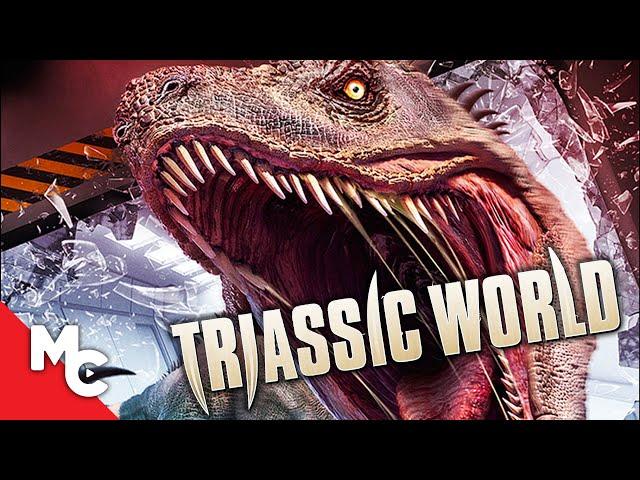 Triassic World | Full Action Sci-Fi Movie