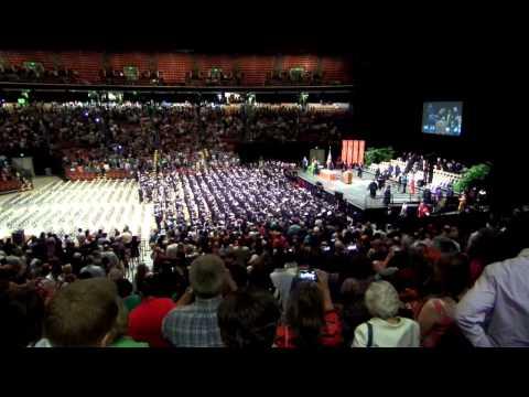 UT Liberal Arts Graduation May 16, 2014.