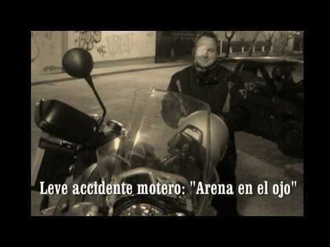 Ruta a Guadalupe en moto