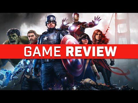 Marvel's Avengers Review [4K HDR]   Destructoid Reviews