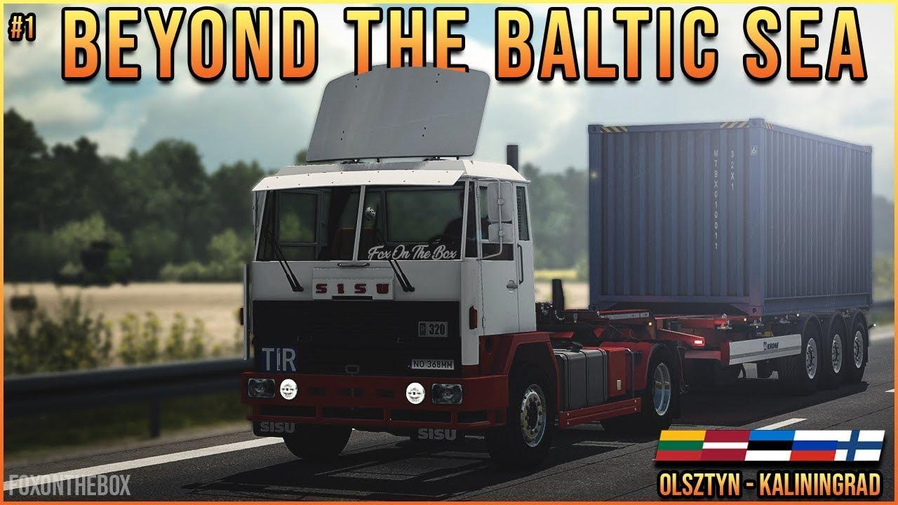 Steam Community :: Video :: ETS2 Beyond The Baltic Sea DLC