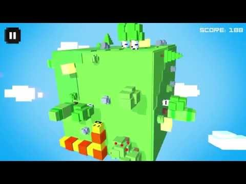 Cube Worm Crazy Game Preview Trailer [Classic Snake Experience with a Twist!]