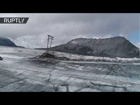 Dramático video: las olas de calor