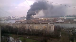 Завод-ЗИЛ Горит! 18.03.2017 Москва