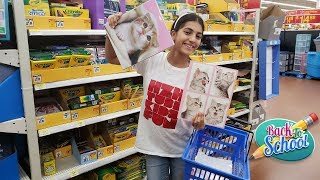Back to School Shopping with my Mommy - Vlog