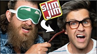 Touch My Body (With A Slim Jim) Challenge