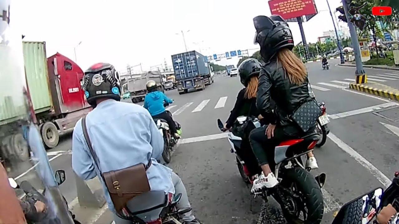 Cùng Những AE Đam Mê Moto | Thắng Biker