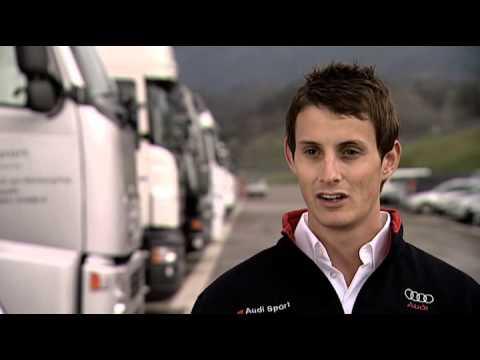 Driver presentation Oliver Jarvis