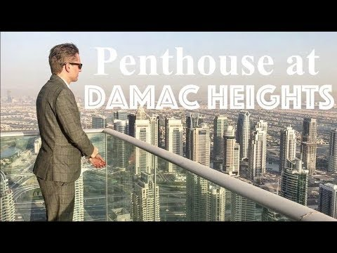 Full Floor Penthouse at Damac Heights