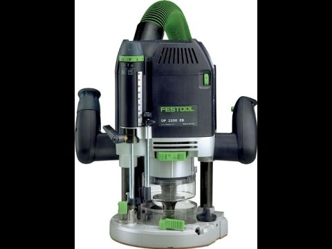 Festool Router Table Review
