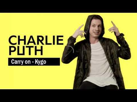 Charlie Puth ft. Kygo - Carry On - Lyrics 2017