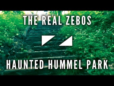 HAUNTED Hummel Park in Omaha, NE - The Real Zebos