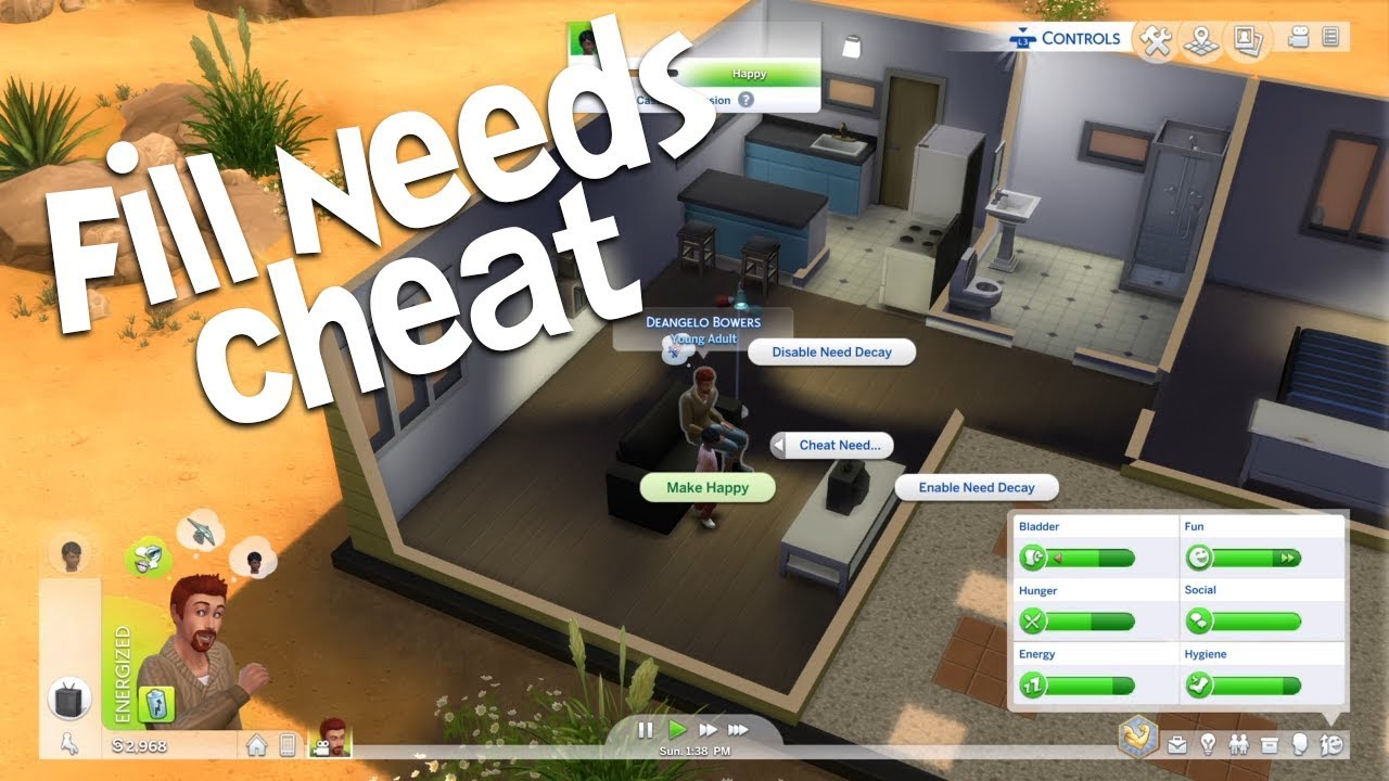 cheat codes for sims 4 on ps4