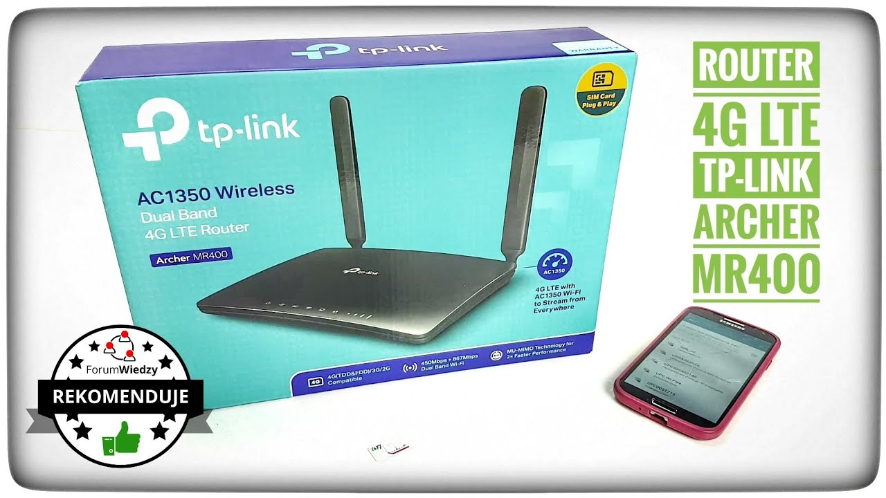 Tp link ac1350 archer mr400 wireless dual band 4g lte router mu mimo tp link ac1350 archer mr400 wireless dual band 4g lte router mu mimo recenzja test konfiguracja greentooth Gallery