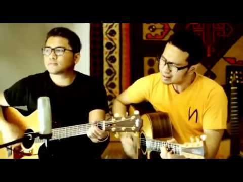 Adera feat  Andre Dinuth Lebih Indah   Acoustic