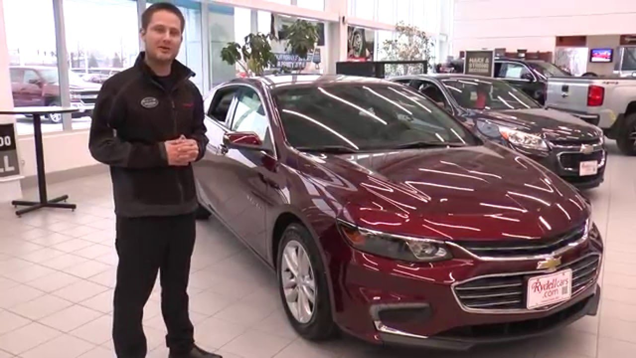 Charming 2016 Malibu At Rydell Chevrolet Buick GMC Cadillac In Grand Forks ND