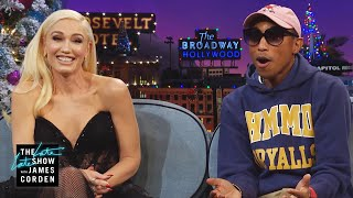 pharrell williams gave in to gwen stefani39s yodeling