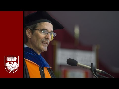 The 527th Convocation Address – The University of Chicago