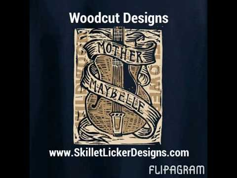 Uncle Pen Bluegrass T-shirts by SLD