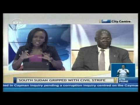 South Sudan ambassador makes clarifications on South Sudan's jobs dilemma