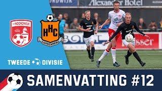 HHC Hardenberg onderuit tegen VV Noordwijk | Tweede Divisie