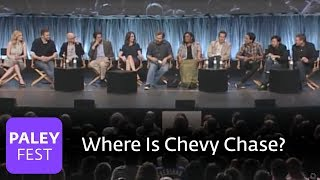 Community - Where Is Chevy Chase?