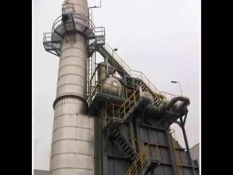 35 MW GE LM2500+ Gas Turbine Power Plant