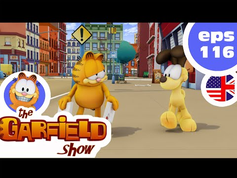 THE GARFIELD SHOW - EP116 - Prehistoric Pup