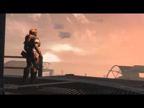 Halo Reach Campaign - Legendary Ending