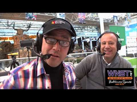 Agent David Meltzer joins Nestor at Super Bowl 52 in Minnesota for a big announcement