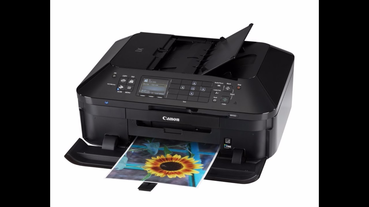 canon printer pixma mx922 manual