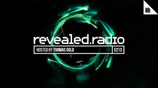 Revealed Radio 213 - Thomas Gold