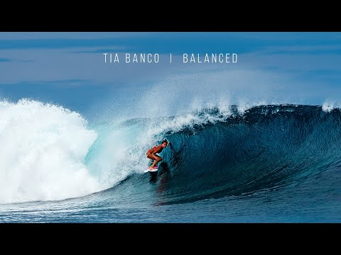 Tia Blanco Illustrates Why the Key to Work-Life Balance Is a Healthy Fijian Tube
