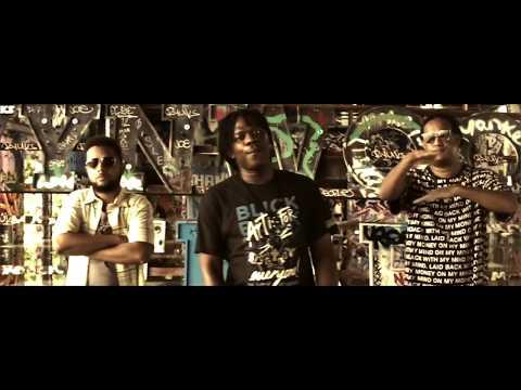 Hip Hop Cypher Ft E Russ, Cyrex And Flu