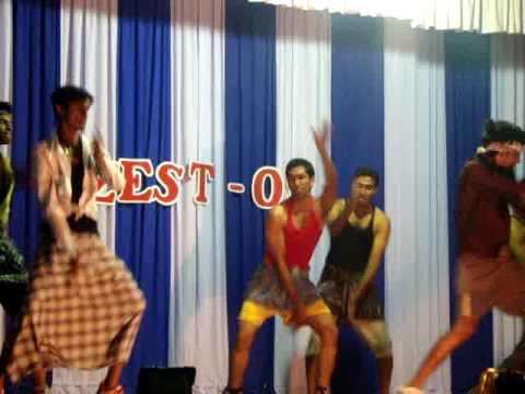 colg dance of sreekesh cochin college