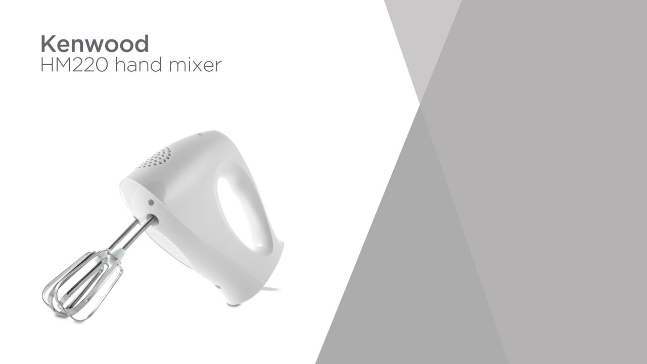 Kenwood Hm220 Hand Mixer White Product Overview Currys Pc World