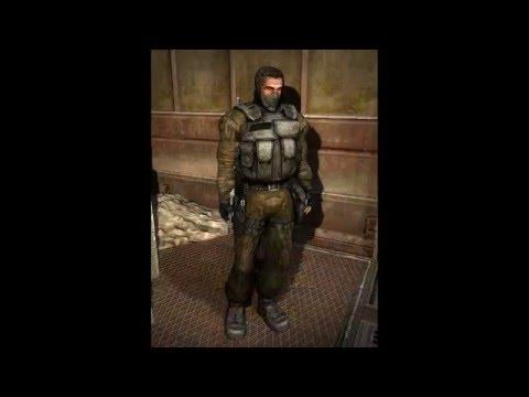 S.T.A.L.K.E.R. All bandit voices/sounds and music
