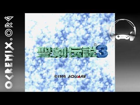 """Seiken Densetsu 3 OC ReMix by Batistella: """"Moonlight Dance"""" [Powell] (#3684)"""
