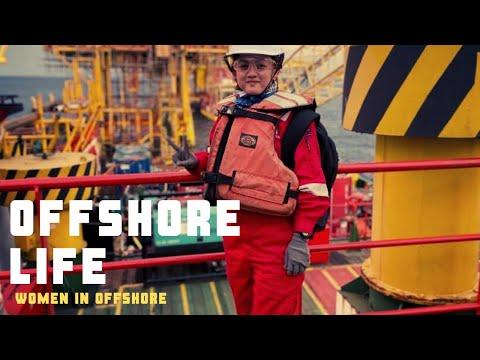 Pengalaman PERTAMA aku kerja offshore.😍 Labuan Sabah Malaysia | iamjennetneth