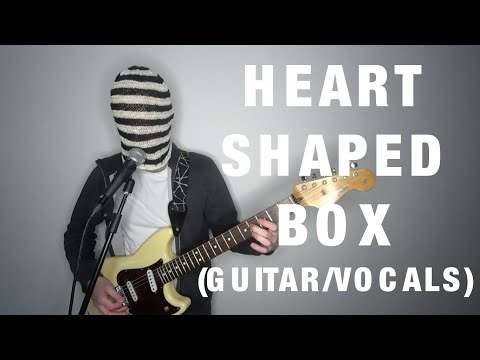 Nirvana - Heart Shaped Box cover