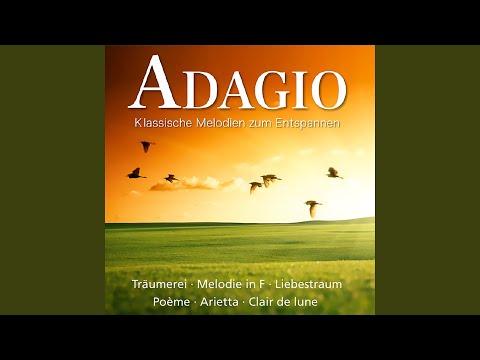 3 Mélodies, Op. 7: I. Après un rêve (arr. for Flute & Harp)