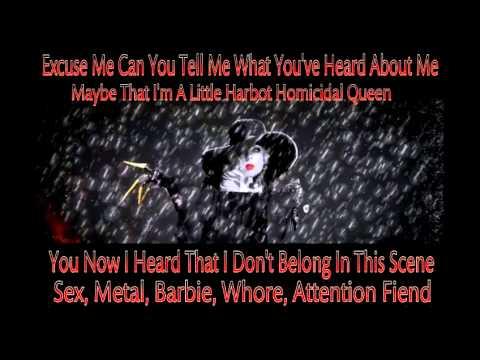 Sexual lyrics metal