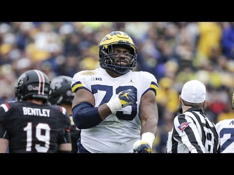 Maurice Hurst Is Oakland Raiders 2018 NFL Draft Pick In 5th Round