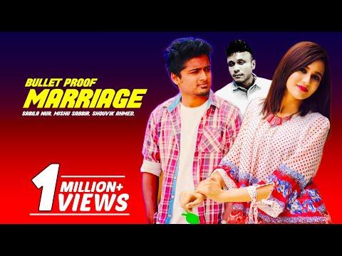 Bangla Telefilm: Bullet Proof Marriage - Sabila Nur & Mishu Sabbir, shouvik   Funny Bangla Natok