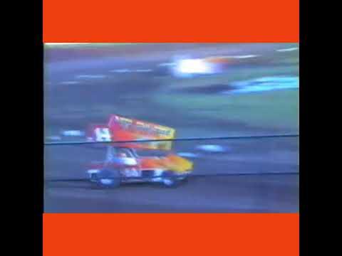 Mark Sargent - San Jose Speedway - (1985)