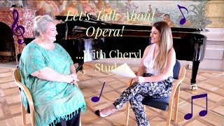 Cheryl Studer Interview : Part 1