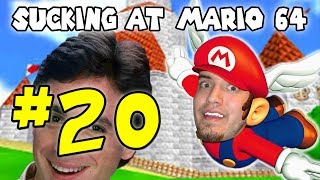 Sucking at Super Mario 64 - Part 20 (COOL AND CALM!)