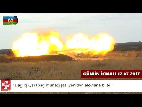 """""""Dağlıq Qarabağ münaqişəsi"""